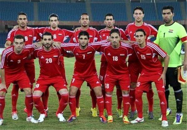 کل اعضای فدراسیون فوتبال سوریه استعفا دادند