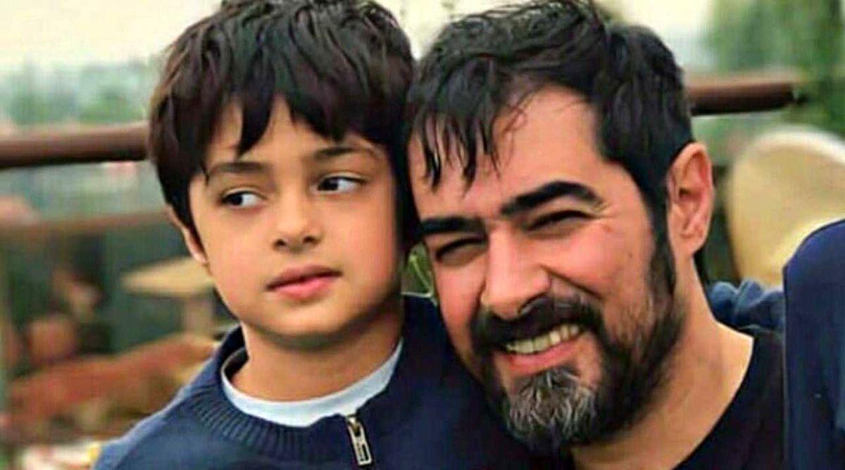 تفریح شهاب حسینی و فرزندانش در آمریکا +تصاویر لورفته