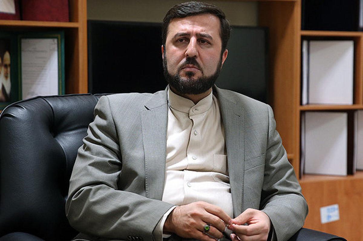 غریبآبادی: همکاریهای فراپادمانی ایران با آژانس اتمی داوطلبانه است