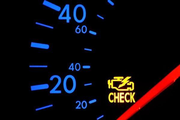 چرا«چراغ چک» خودرو شما روشن شده است + جزییات