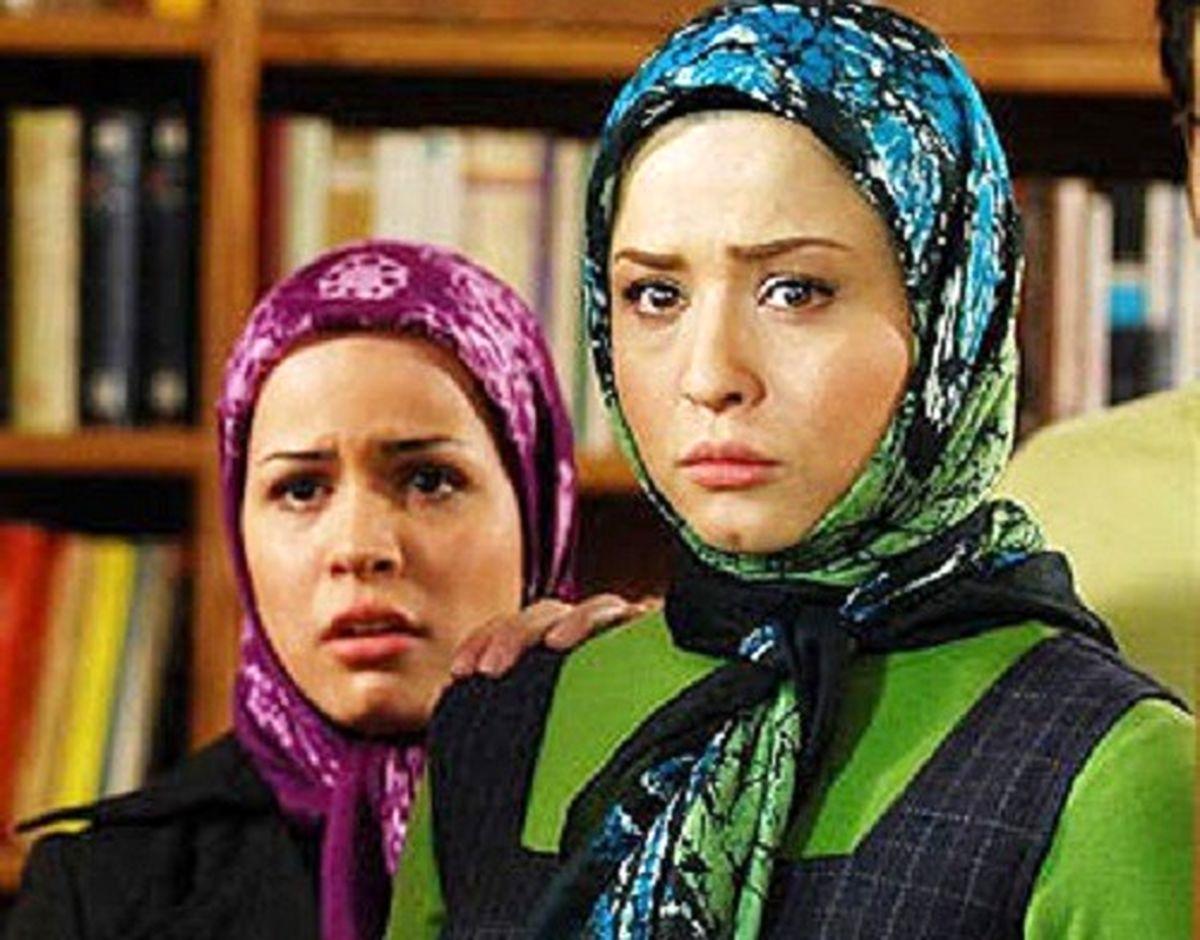 عکس دیدنی از کودکی ملیکا و مهراوه شریفی نیا