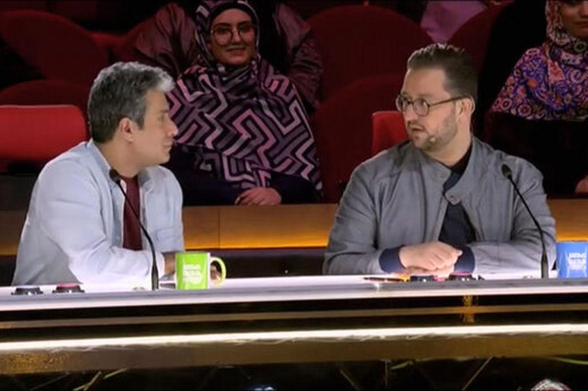 دعوای بشیر حسینی و آریا عظیمی نژاد در عصر جدید سوژه شد +فیلم