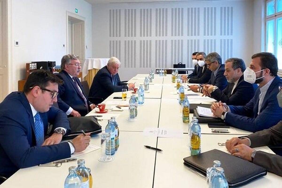 عراقچی با رئیس هیئت مذاکرهکننده روسیه دیدار کرد