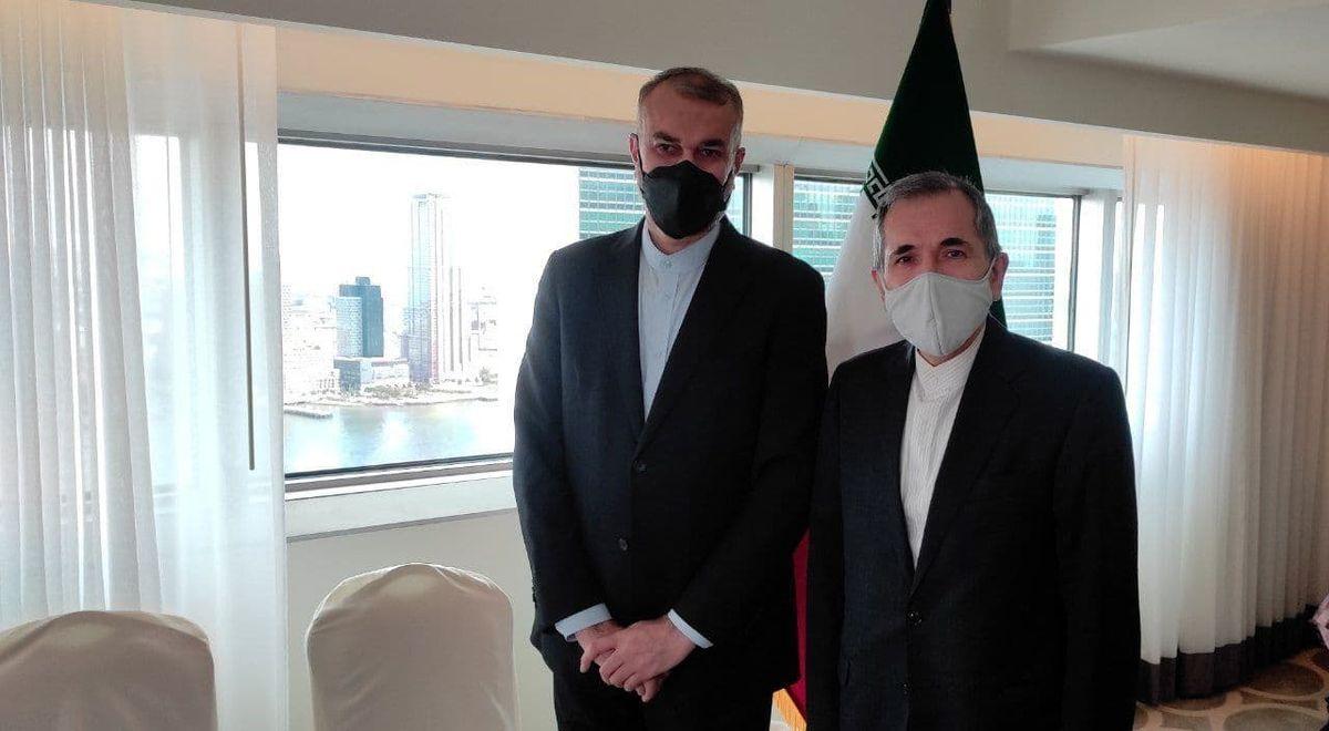 امیرعبداللهیان مهمترین برنامههایش در نیویورک را اعلام کرد
