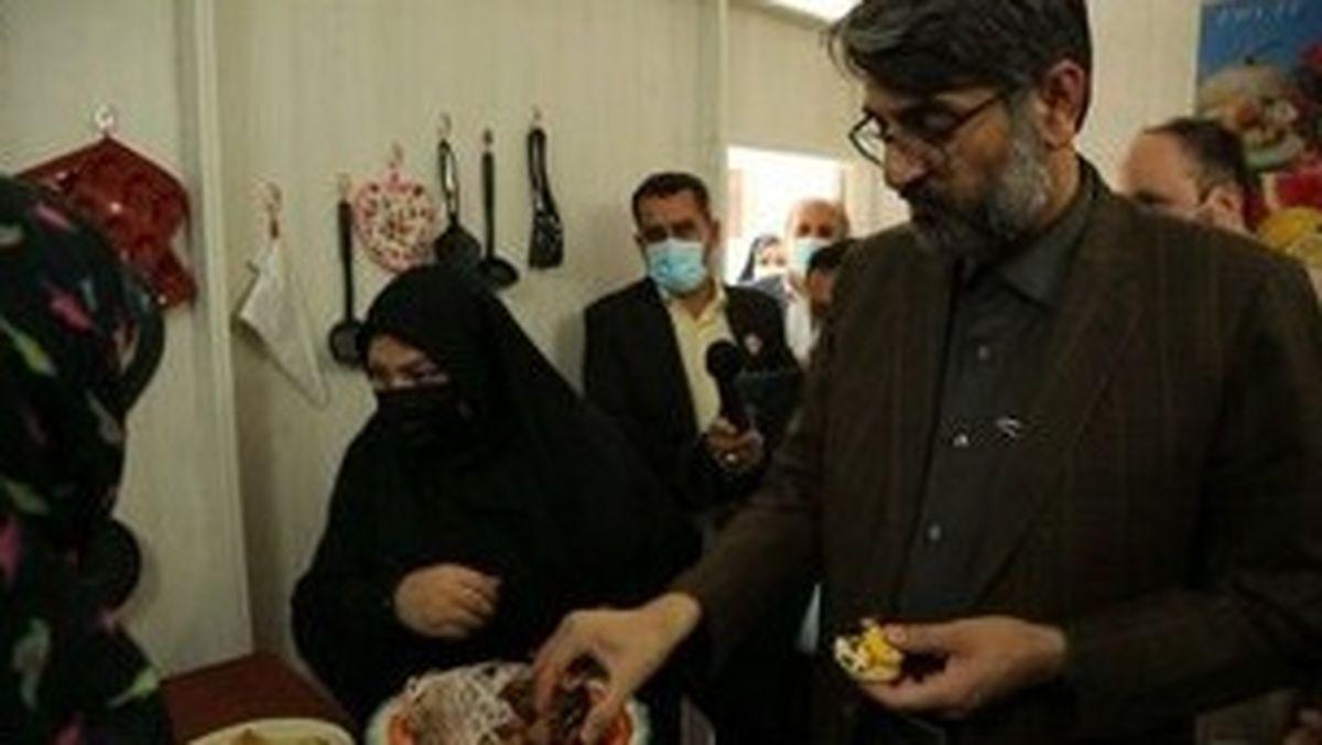 گزارش رئیس سازمان زندانها از وضعیت سپیده قلیان