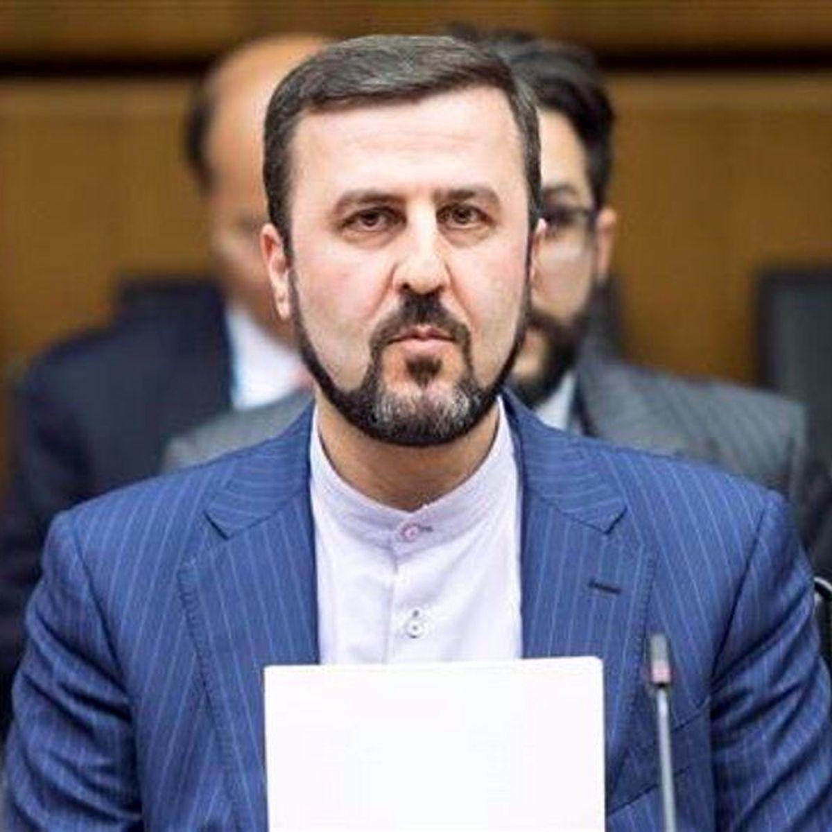 توصیه غریبآبادی به آژانس در آستانه برگزاری نشست شورای حکام
