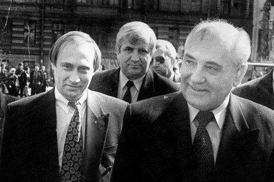 رازهای پیترزگروپ پوتین در زمان فروپاشی شوروی چه میکرد؟ +عکس