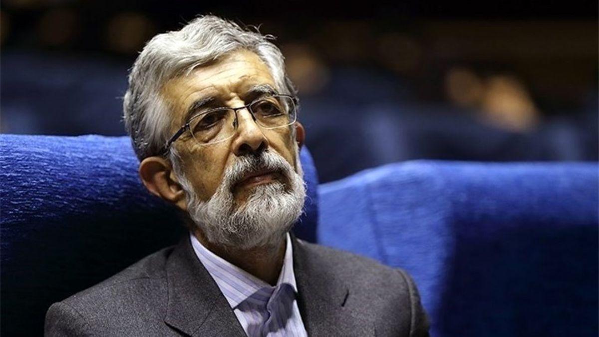 حداد عادل تکلیف احمدینژاد را روشن کرد