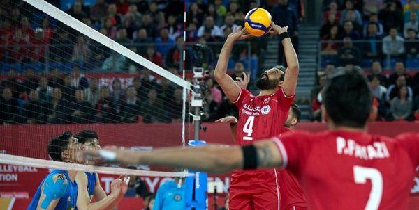 والیبال ایران چین را هم برای ژاپن در هم کوبید
