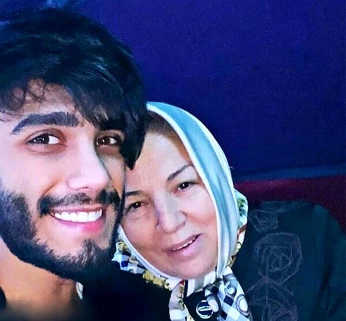 مهراد جم بازیگر شد! +فیلم لورفته
