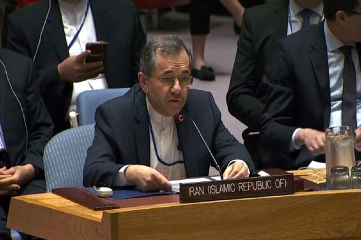 نظر تخت روانچی درباره تحریم های ضد سوریه